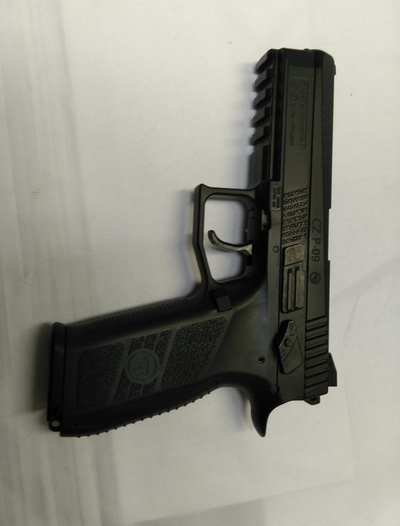 ASG CZ P-09