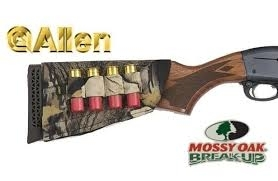 Allen's Shotgun Stock Cover