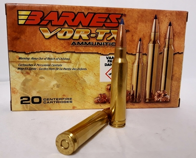 Barnes 338 Win Mag VOR-TX