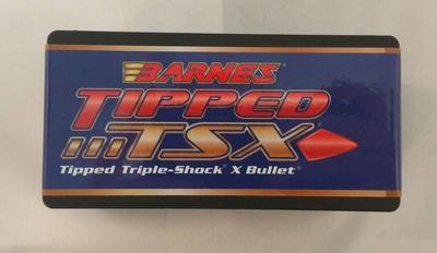 Barnes Tipped TSX 9.3mm 250gr