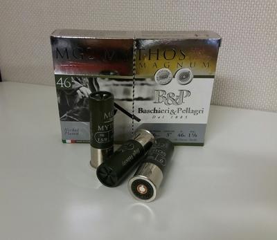 Baschieri&Pellagri MG2 Mythos magnum 12/76 46g 10/rasia