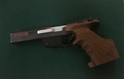 Benelli MP 90m S, cal 22 LR, TT=3