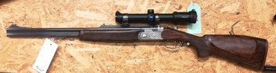 Beretta Silver Sable II  2x 9,3x74R   TT=1