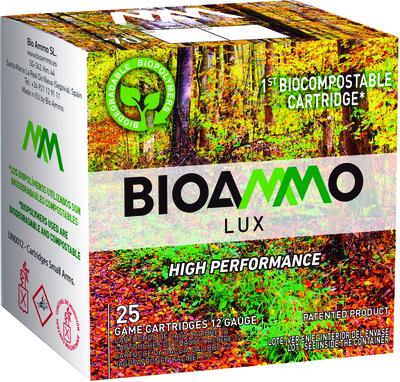 Bioammo LUX 4, 3,25mm, 32g, 25 ptr rasia