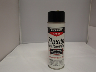 Birchwood Casey Sheath Rust Preventive ruosteenpoistospray