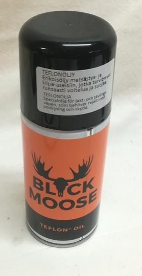 Black Moose Teflon öljy 160ml