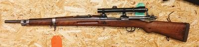 Brno Mauser Vz.24, cal 8x57, TT=2