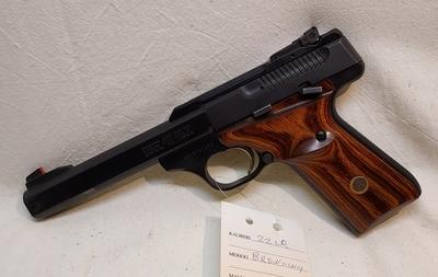 Browning Buck Mark, cal .22LR, TT=3