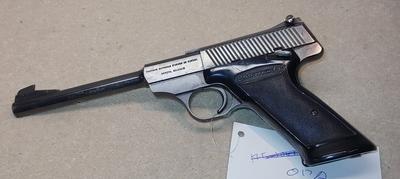 Browning cal 22 LR, TT=3