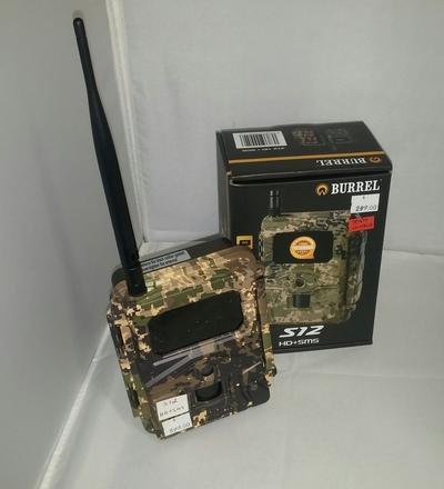 Burrel S12 HD  SMS riista / valvontakamera