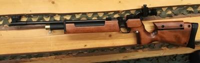 CZ 200 T cal 4,5 mm, paineilmakivääri