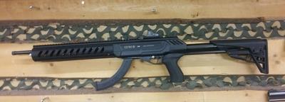 CZ 512 Tactical, cal 22 LR / 22 WMR, TT=3