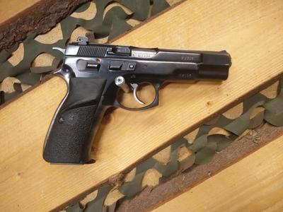 CZ 85, cal 9 mm, TT=3