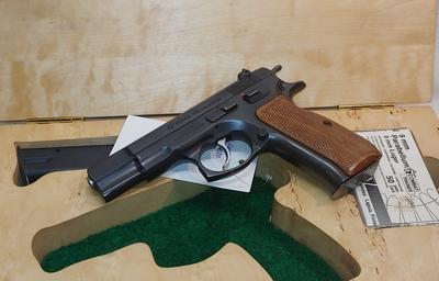 CZ 85, cal. 9mm, TT=3