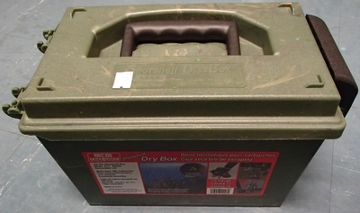 Case Card Shotshell Dry Box haulikonpanoskotelo