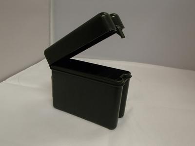 Case Card medium kiväärin patruunakotelo