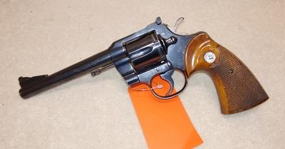 """Colt Trooper, 6"""", cal 357 Magn, TT=2"""