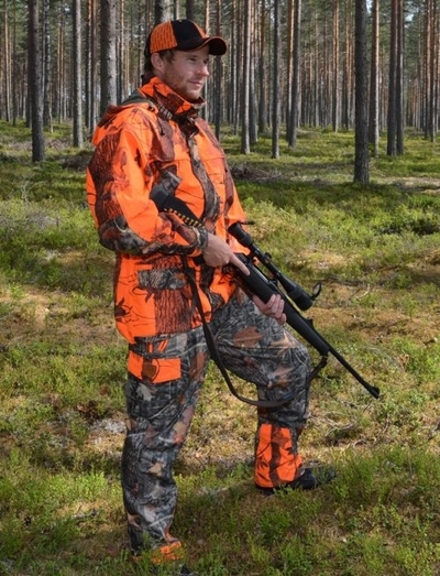 Dovrefjell Hunter Vision Pro Takki Oranssihirvi 70%