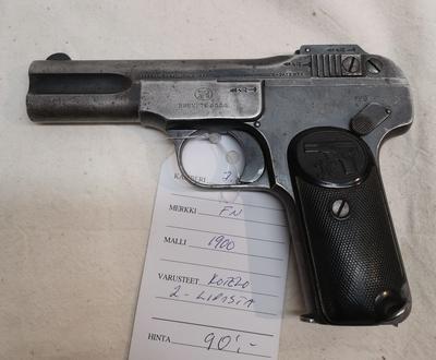 FN 1900 cal. 7,65 TT=3