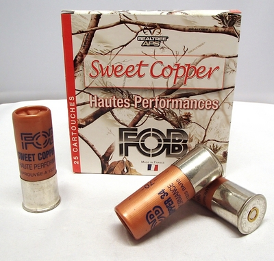 FOB Sweet Copper 34g (25kpl rasia) 12/70