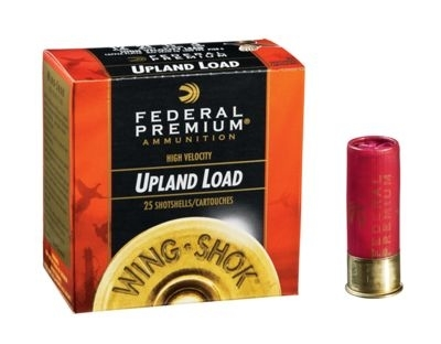 Federal Upland Load 54g #4 3,25mm 12/76