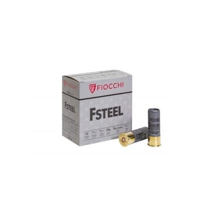 Fiocchi F Steel Trap 24 g 12/70 #7,5