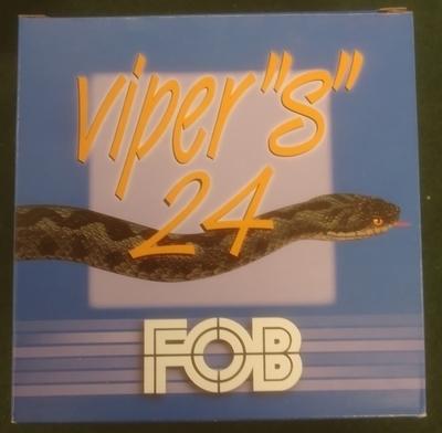 """Fob Viper""""s"""" 24 12/70 no.8 steel 250kpl"""