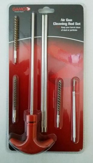 Gamo puhdistuspuikko ilma-aseelle