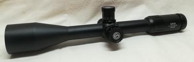 Geco 4-24x50 TT Tactical MilDot-4 30mm Valopisteellä