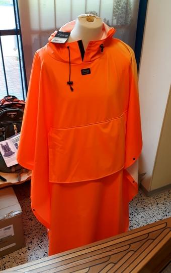 Genzo Sadeponcho, oranssi
