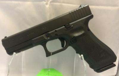Glock 17 Gen. 4, kal 9 mm, TT3