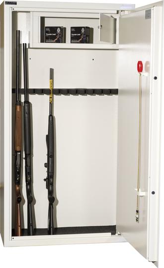 Gyttorp 50000-20,asekaappi 14 aseelle