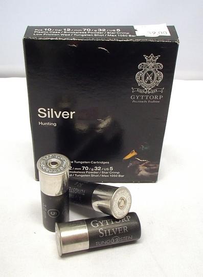 Gyttorp Silver Tungsten 32g (10kpl rasia) 12/70