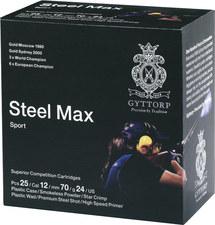 Gyttorp SteelMax Skeet 8,5 24g 12/70 (25kpl rasia)