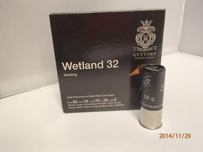 Gyttorp Wetland 32g 3,50mm #3 (25kpl rasia) 12/70