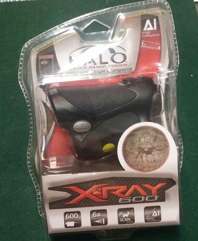 HALO X-RAY 600 etäisyysmittari