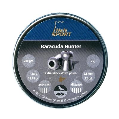 H&N Baracuda Hunter 1,18g / 18,21gr ilma-aseluoti