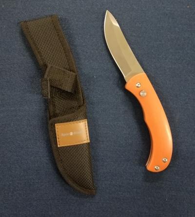 Hapandero kaksipuoleinen veitsi