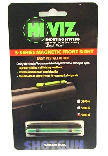 HiViz Spark II Front sight