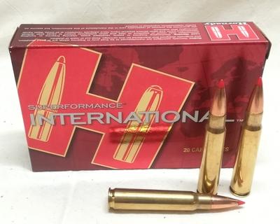 Hornady 8x57 JS Superfor 11,7g GMX 20kpl