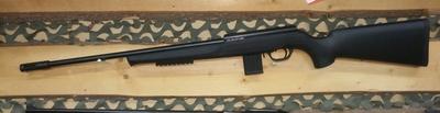 ISSC SPA Tactical Syntetic, cal 17 HMR, TT=2