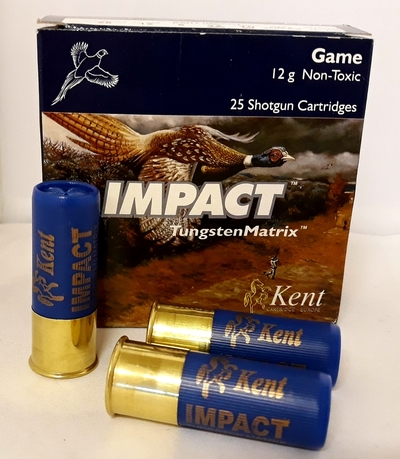 Kent Impact Tungsten Matrix 12/70 2,8mm 32g 25KPL Non-Toxic