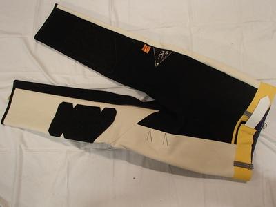 Kilpa-ampujan housut