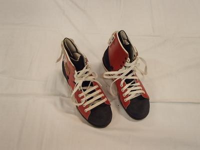 Kilpa-ampujan kengät