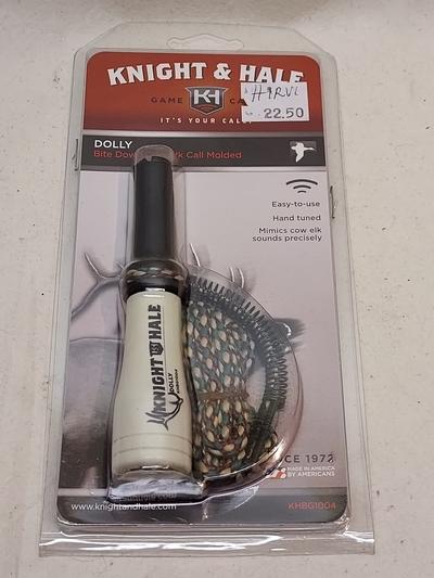 Knight&Hale Dolly hirvipilli