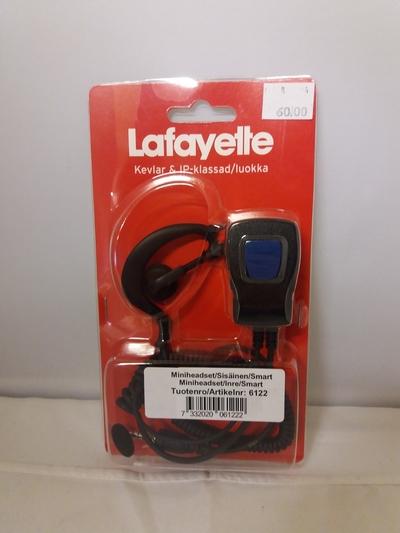 Lafayette smart miniheadset