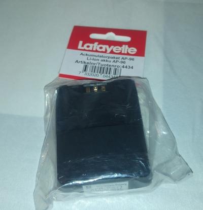 Lafayette vara-akku Li-ion 7,4V / M5