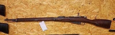"""M91-24 """"Lotta"""", cal 7,62x53R, TT=2"""