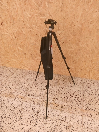 Manfrotto 190XB Tripod
