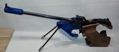 Matchguns MG1, cal 22 LR, TT=1